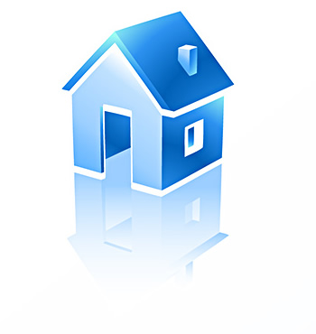 Blue Home Icons For Website | www.pixshark.com - Images ...